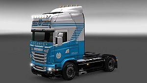 Opdorp Transport Skin for Scania RJL