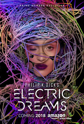 Portada Philip K. Dick´s Electric Dreams 2017