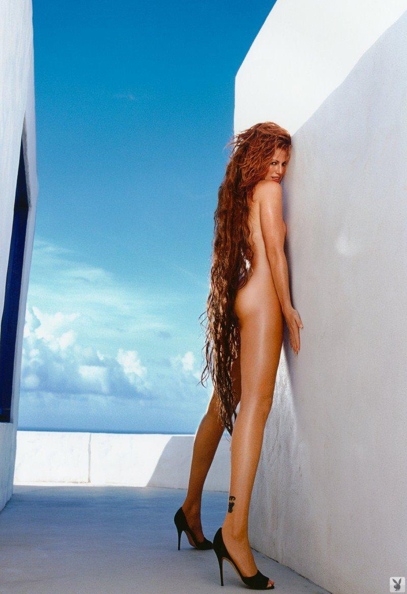 Angie Everhart Nue noblesse, gotha & celebrity photos: belle et nue - angie
