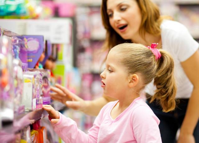 Lựa chọn đồ chơi mầm non cho con như thế nào
