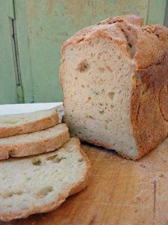xanthan gum loaf