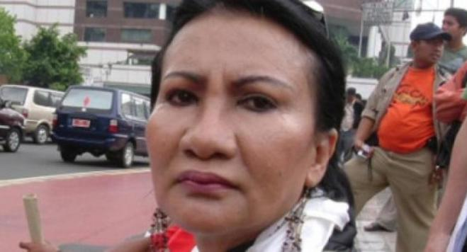 Demo 4 November, Ratna Sarumpaet Diamankan Polisi
