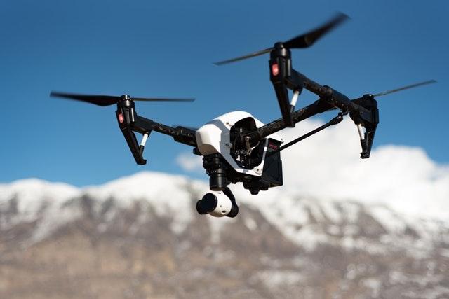 Shell Scripts em drones?