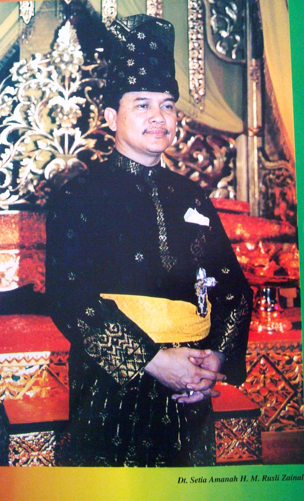 Pakaian Tradisional Melayu Riau Riau Daily Photo