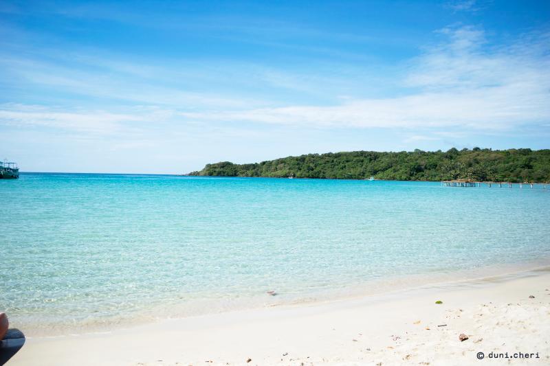 Koh Kood Strand Traum Paradies Thailand