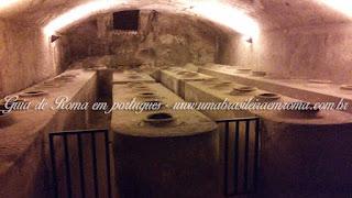 Tour portugues Roma