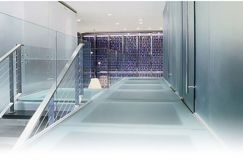 Laminated Glass Floors
