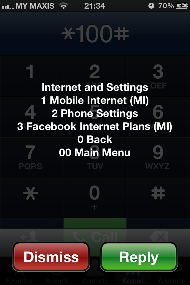 eGadgetry: [Update] How To Check Your Maxis Data Usage