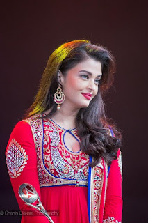 Aishwarya Rai On Stage