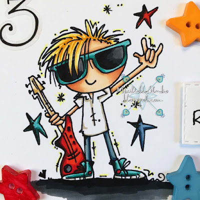 Bugaboo Rock Star Boy