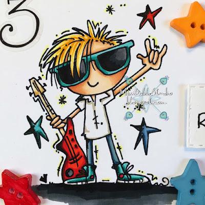 Bugaboo Rock Star Boy