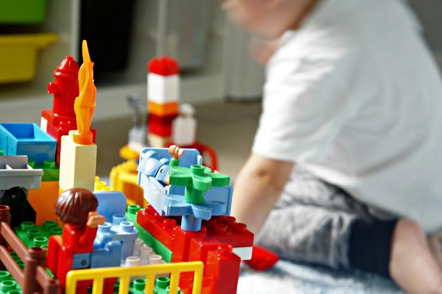 Lego Duplo dla dziecka