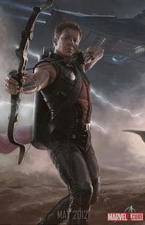Hawkeye - The Avengers