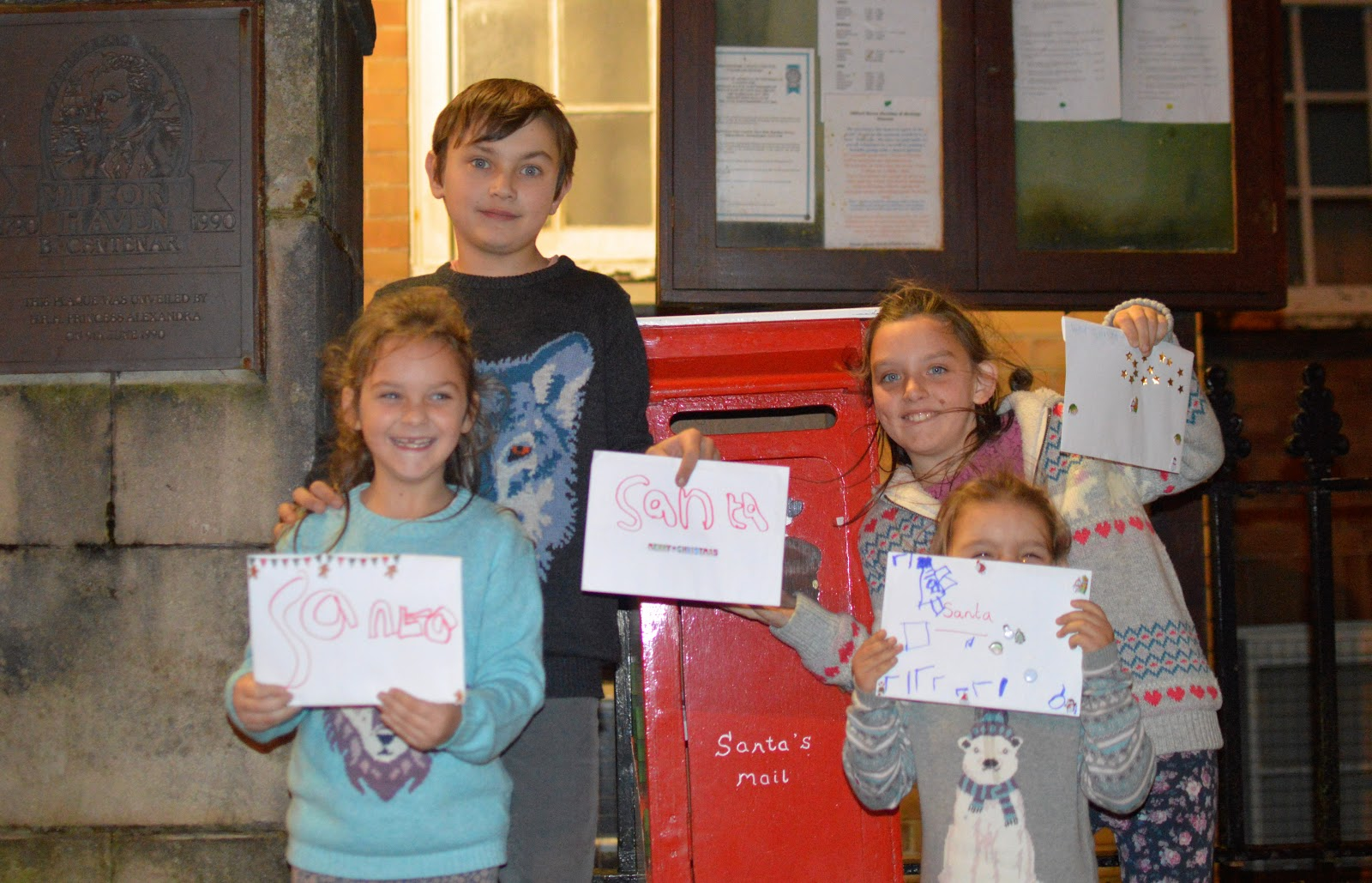 , Letters to Santa