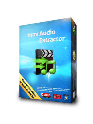 CoolMedia mov Audio Extractor