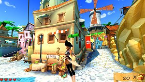 Pirates of New Horizons free action adventure PC game