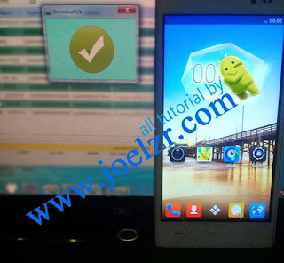 Cara flash lenovo a988