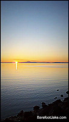 port angeles sunrise