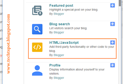 Add Random Post In Blogger 2