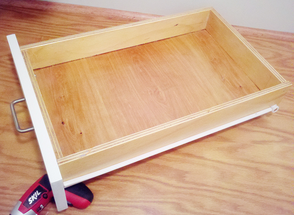 Building Plywood Drawers ~ How to build drawer boxes
