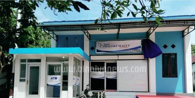 Bank Maluku Malut Cabang Pembantu Gorom SBT