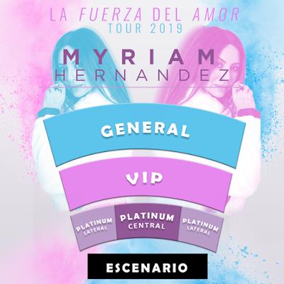 Myriam Hernandez en Arequipa