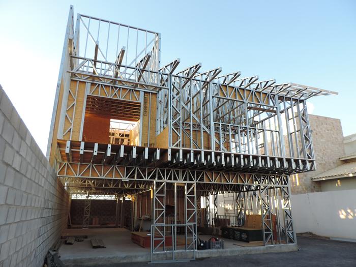 O Que 233 Light Steel Frame Dica Da Arquiteta