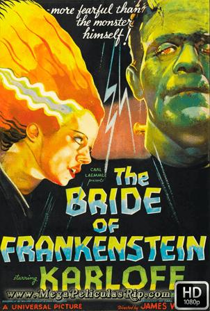 La Novia De Frankenstein 1080p Latino