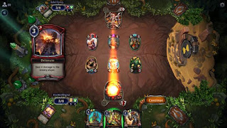 Ethernal Card Game Apk free shopping