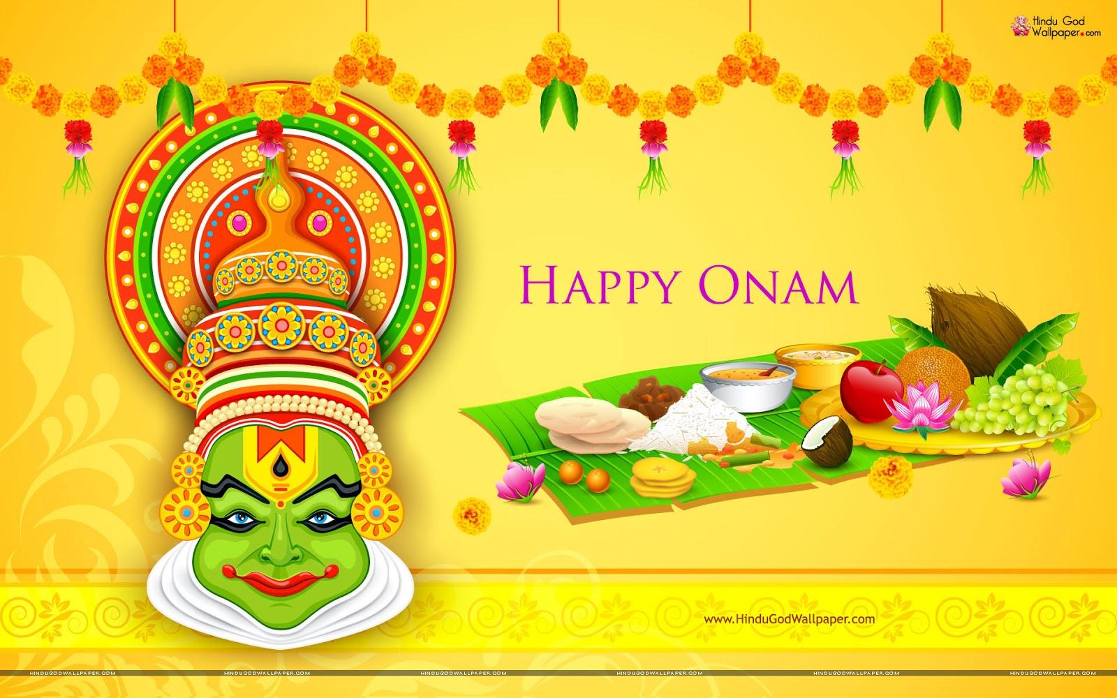 write about onam festival in malayalam