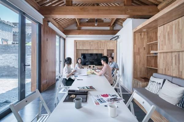Ý tưởng thiết kế dựa trên cả nét truyền thống và hiện đại