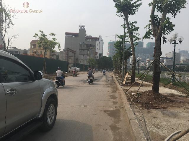 Mặt đường Vũ Tông Phan