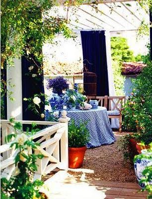 A library of design gatsby inspired blue gardens - Alkemie blogspot com ...