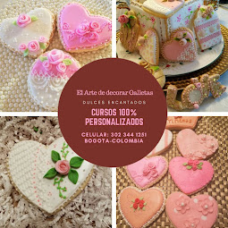 Cursos Personalizados de Galletas Decoradas