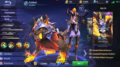 Irithel Hellfire