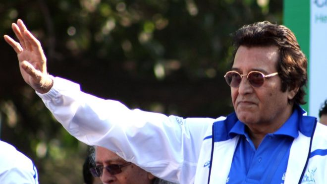 Vinod Khanna, India Bollywood actor, dies of cancer