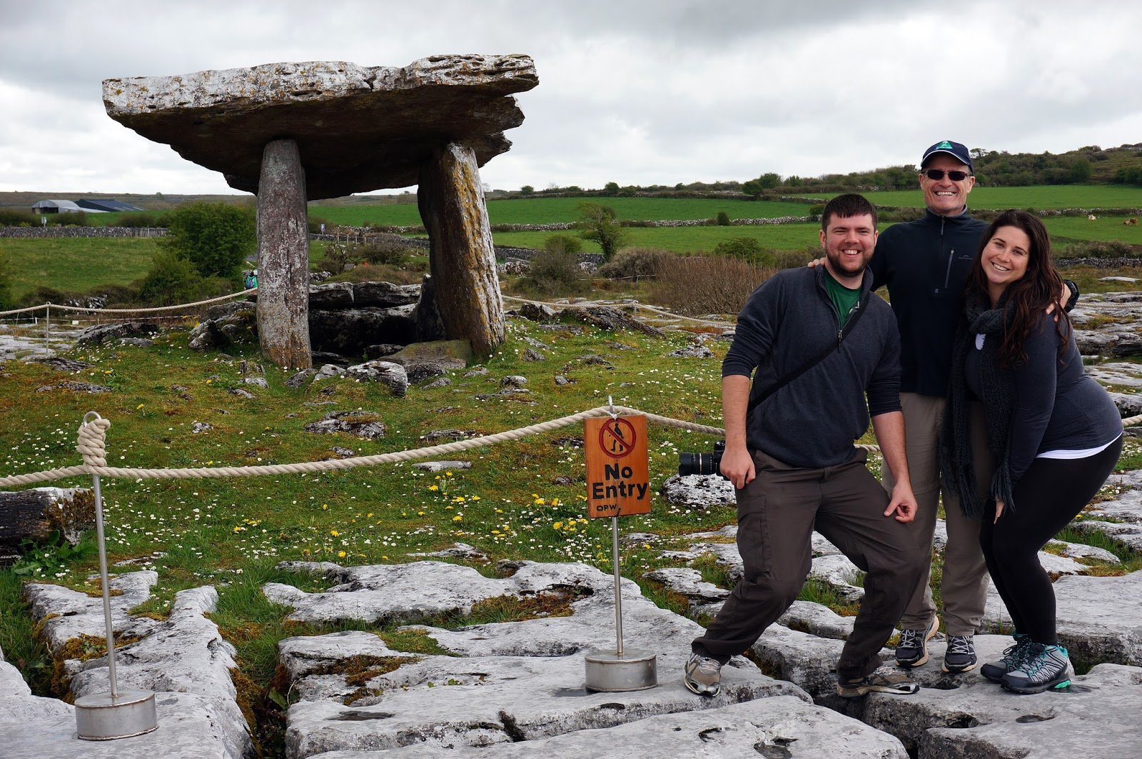 Tomb West Coast Ireland