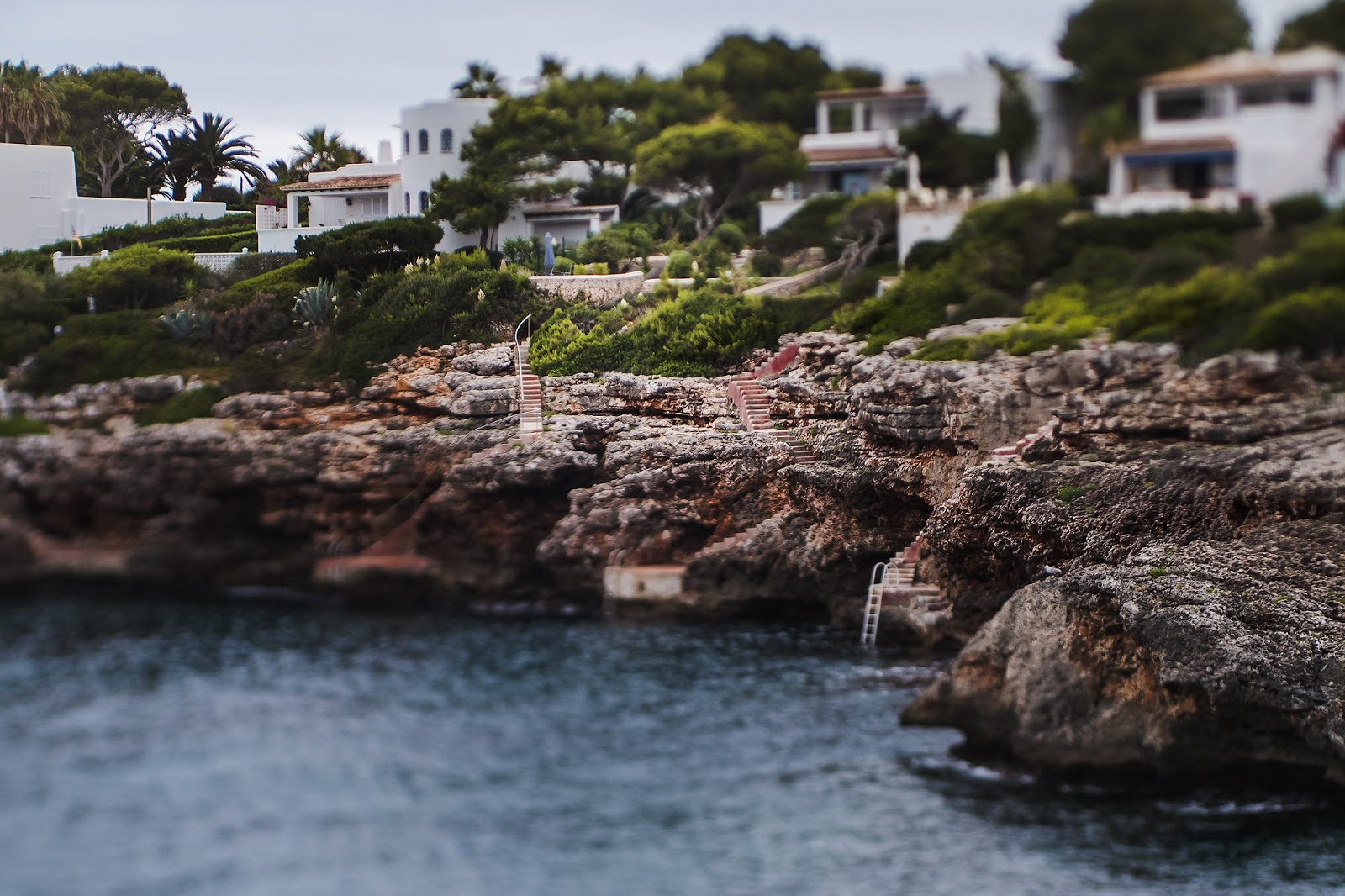 Lensbaby edge 80 Image of the island Mallorca by Willie Kers
