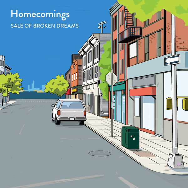 [Album] Homecomings – SALE OF BROKEN DREAMS (2016.05.11/MP3/RAR)