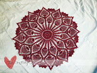 Tabletopper Doily