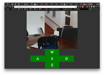 Streaming Video from the Raspberry Pi Camera