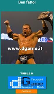 Soluzioni Guess the Wrestler Trivia livello 8