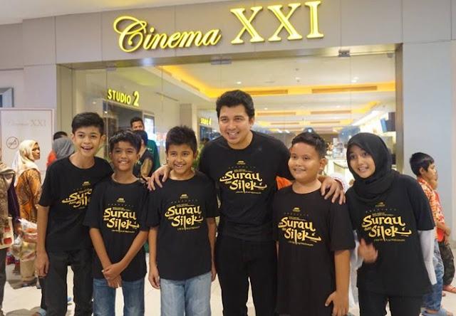Film Surau Dan Silek Di Bioskop Padang