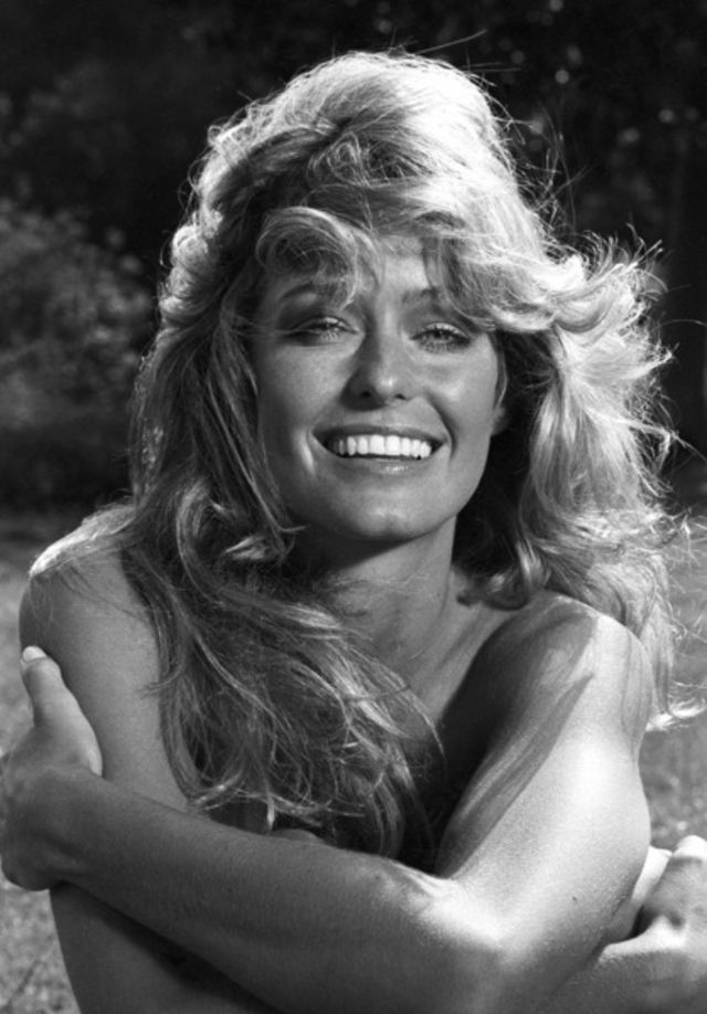 Portraits of Sexy Young Farrah Fawcett Taken by Bruce ...