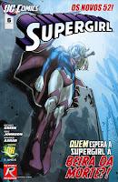 Os Novos 52! Supergirl #6