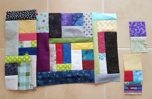 scrap sewing | DevotedQuilter.blogspot.com