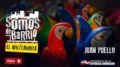 VIDEO: Somos de Barrio. El Invi / Cambita. Juan Puello