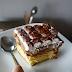 Prăjitură cu cremă de Nutella și Mascarpone
