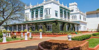 green tea hotel mysore