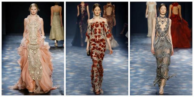 Marchesa New York Fashion Week 2016